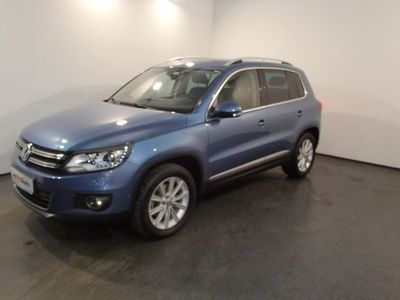 brugt VW Tiguan Sport & Style TDI BMT
