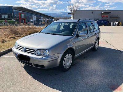 gebraucht VW Golf Variant Carat TDI PD Kombi / Family Van