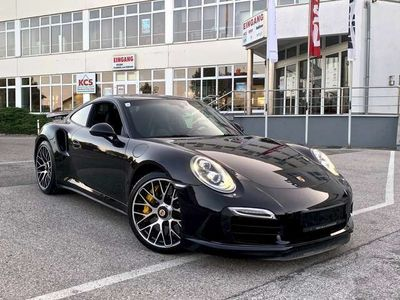 gebraucht Porsche 911 Carrera 991 Coupé Turbo S*650PS*TRAUM*