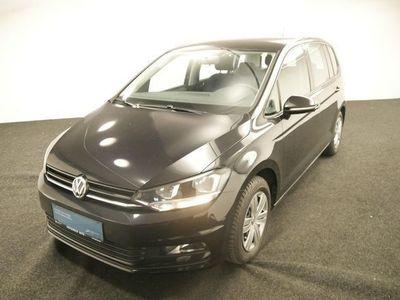gebraucht VW Touran 1,6 SCR TDI Einparkhilfe vo. + hi. Klima Kombi / Family Van,