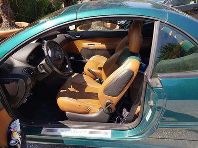gebraucht Peugeot 206 CC Roland Garros Cabrio / Roadster