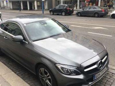 gebraucht Mercedes C180 Coupe Aut.
