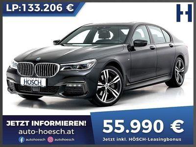 gebraucht BMW 730 d xDrive M-Sport Aut LP: 133.206,- €