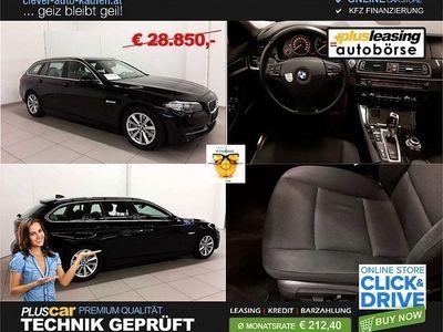gebraucht BMW 530 d xDrive Touring Aut. +Xenon  Navi  