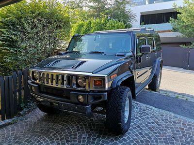 gebraucht Hummer H2 Luxury SUV / Geländewagen