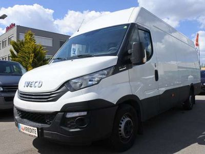 gebraucht Iveco Daily Daily35S16V8HiMaticAut.L4H3+Ladeboardwan+GARANTIE+