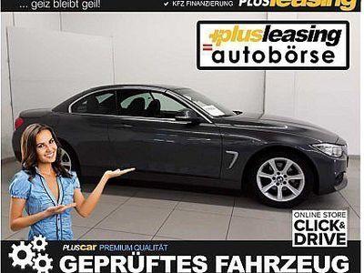 gebraucht BMW 420 d Cabrio Advantage Advantage