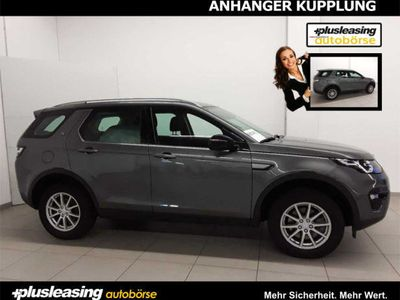 used Land Rover Discovery Sport 2,0 TD4 4WD Aut.