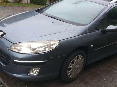 gebraucht Peugeot 407 SW Premium 2,0 HDI 136 (FAP)