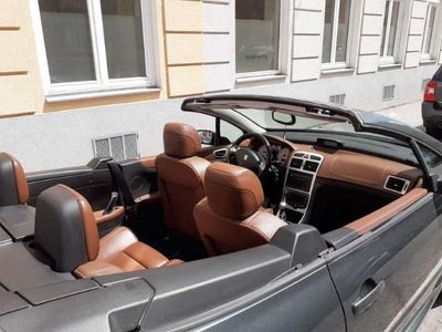 gebraucht Peugeot 307 CC 2,0 16V