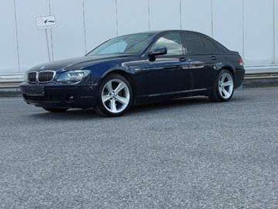gebraucht BMW 740 7er-Reihe i Facelift top Zustand Limousine