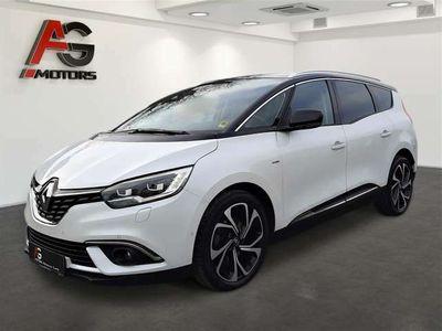 gebraucht Renault Grand Scénic Scénic Energy dCi 110 EDC Bose/Aut./Navi/Kamera