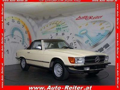 gebraucht Mercedes SL380 Cabrio