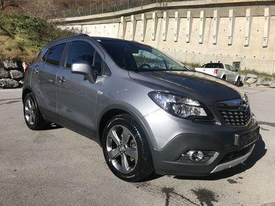 gebraucht Opel Mokka Cosmo ecoFlex
