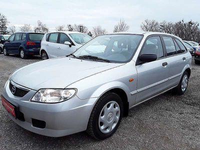 gebraucht Mazda 323F 1,3i €VISION Limousine