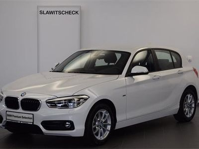 gebraucht BMW 116 d Fließheck