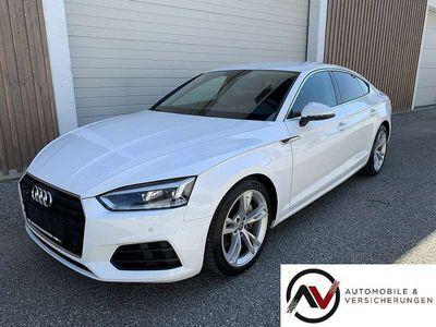 gebraucht Audi A5 Sportback 3,0 TDI quattro sport S-tronic-LED-VIRTUAL C...