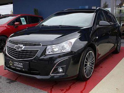 gebraucht Chevrolet Cruze Wagon 1,4T LTZ Megaausttattung! Sale! Kombi / Family Van