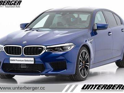 gebraucht BMW M5 5er-ReiheAut. Limousine,