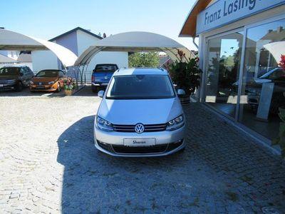 gebraucht VW Sharan Comfortline TDI SCR