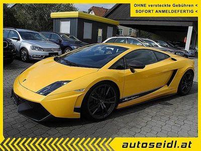 gebraucht Lamborghini Gallardo Gallardo CoupéSuperleggera LP 570 Edizione Tecnica, 570 PS, 2 Türen, Automatik