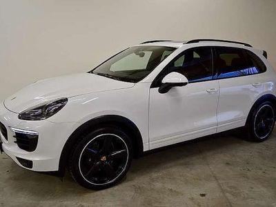 gebraucht Porsche Cayenne II Platinum Edition Aut. *360Grad.K/21Zoll/PASM*