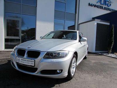 gebraucht BMW 318 3er-Reihe d Österreich-Paket, Xenon, PDC Limousine
