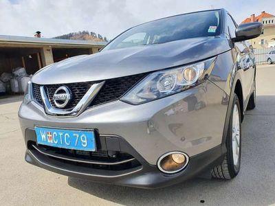 gebraucht Nissan Qashqai 1.2i, AUT., KAMERA, NAVI, ALU, EURO-6!*