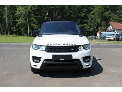 used Land Rover Range Rover Sport 3,0 SDV6 Autobiography Dynami... SUV / Geländewagen,
