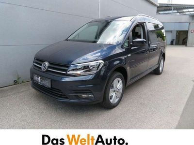 gebraucht VW Caddy Maxi Austria Plus TDI