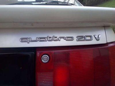gebraucht Audi Quattro Coupe 2,3 20V