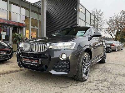 gebraucht BMW X4 xDrive30d M Sport Aut. Kamera Navi-Pro H
