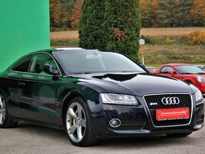 gebraucht Audi A5 Coupé 3,0 TDI quattro S-tronic ** RS5 Optik**