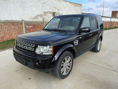 gebraucht Land Rover Discovery 4 3,0 TdV6 HSE Aut. NEUES MODELL Euro5
