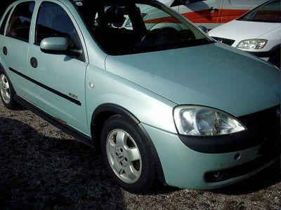 gebraucht Opel Corsa 1,7 DTi 16V Comfort Klein-/ Kompaktwagen,