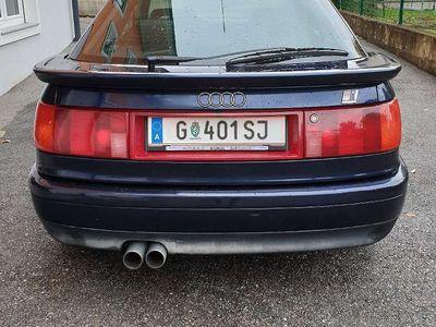gebraucht Audi 80 Coupé 2,0 E Sportwagen / Coupé