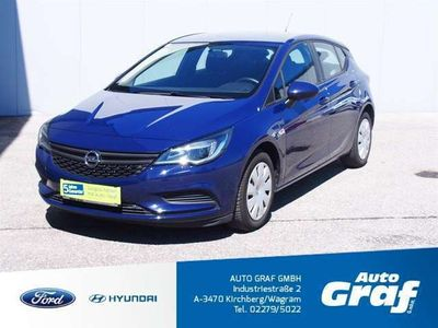gebraucht Opel Astra 0 Turbo Ecotec Direct Injection Cool&So... Limousine