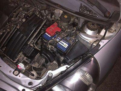 gebraucht Honda Jazz 1.4i ls Klein-/ Kompaktwagen