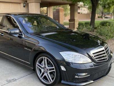 gebraucht Mercedes S65 AMG AMG L Voll Getriebeschaden Tuning PS