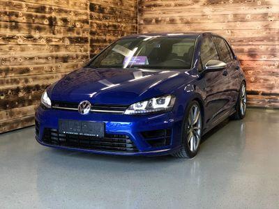 gebraucht VW Golf R 2,0 TSI * LED * Leder in Carbon Optik *