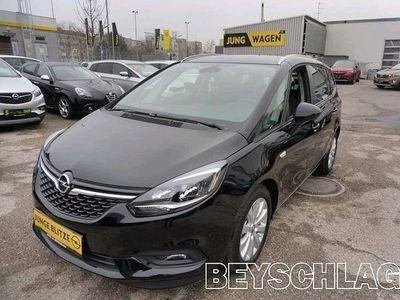 gebraucht Opel Zafira 1,6 Turbo Dir. Inj. Österreich Edition Start/Stop
