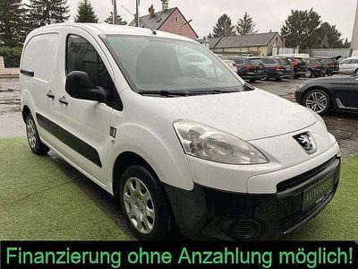 gebraucht Peugeot Partner Tepee 1,6 HDi Mwst. ausweisbar