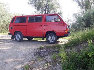 gebraucht VW T3 2.1 syncro SUV / Geländewagen