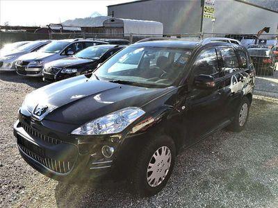 gebraucht Peugeot 4007 2,2 HDi 160 FAP Premium SUV / Geländewagen