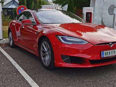 gebraucht Tesla Model S 90D Vollgarantie bis 2022 Limousine