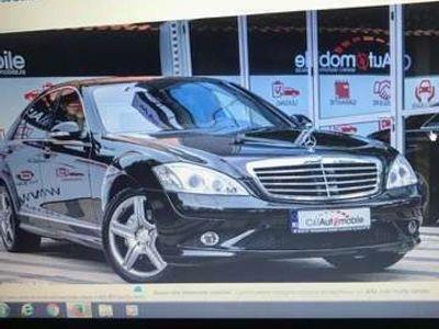 gebraucht Mercedes S420 CDI L DPF 7G-TRONIC