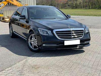 gebraucht Mercedes S350 d lang 4MATIC Aut.