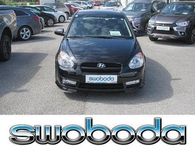 gebraucht Hyundai Accent 1,4 Euro 2008 Limousine,