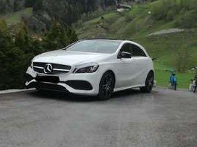 gebraucht Mercedes A200 d 4MATIC.