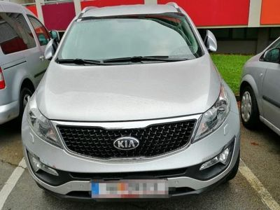 gebraucht Kia Sportage Platin 2,0 CRDi AWD Aut.